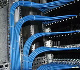 燕郊天乐商贸城 监控系统背景音乐广播系统。